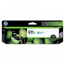 Cartucho de Tinta OfficeJet HP CN626AM HP 971 XL Ciano 86,5 ML